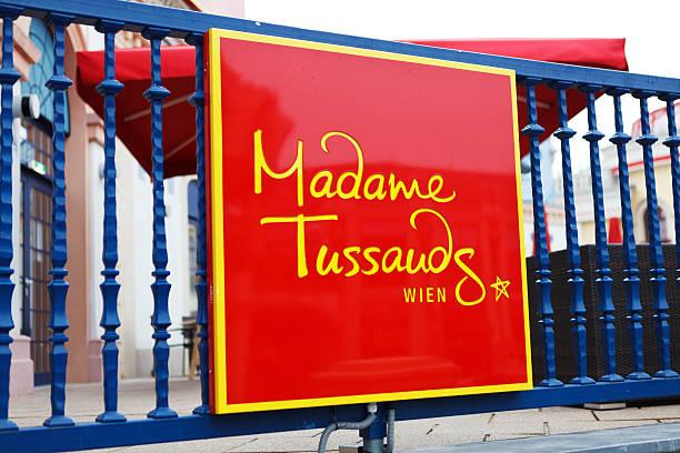 Madame Tussauds Royalty free image