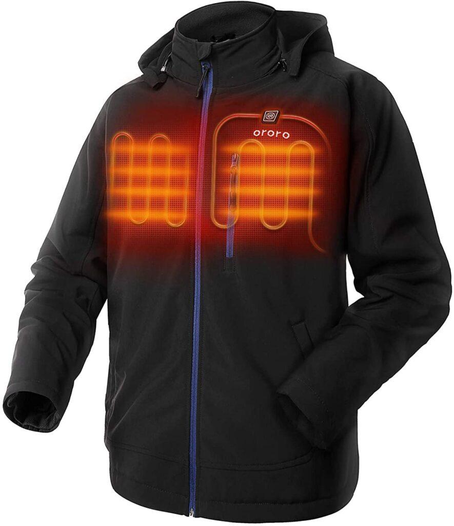 ororo jacket example