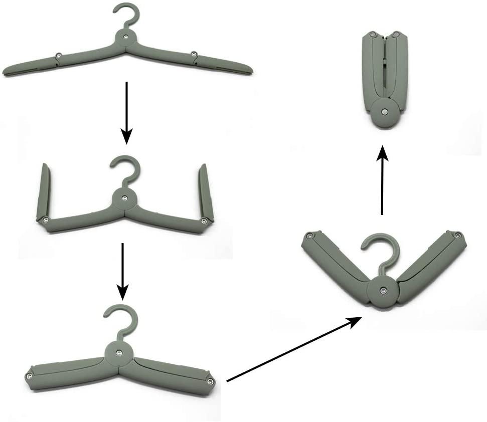 folding hanger description
