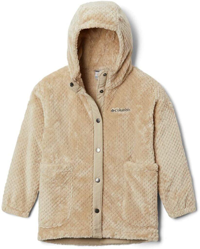 fire side hoodie example