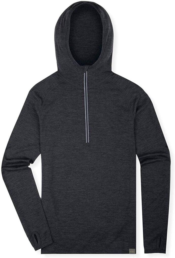 meriwool base layer hoodie example