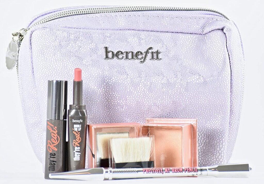 Benefit Cosmetics makeup set