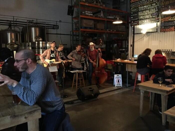 Aeronaut Brewery