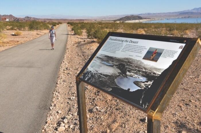 Lake Mead National Recreation Area Hiking