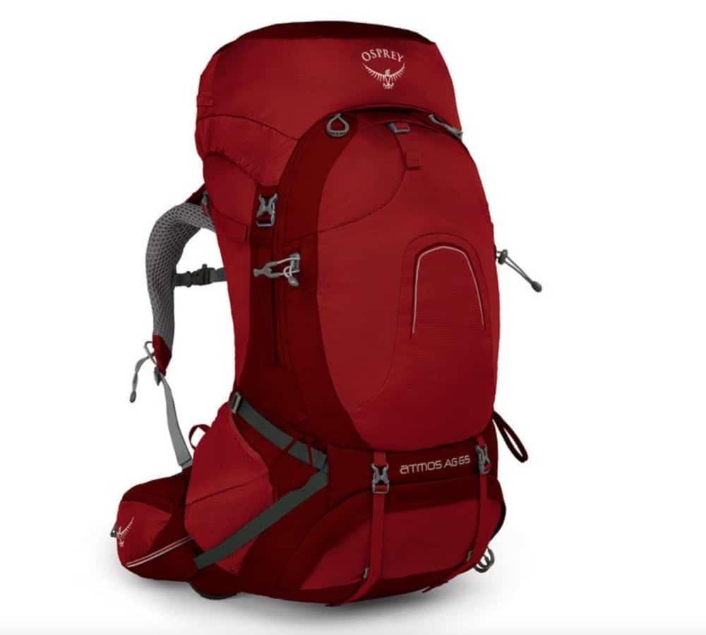 ATMOS 65 Osprey Travel Backpack
