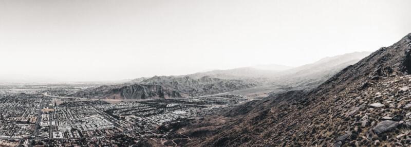 Mount San Jacinto: Palm Springs, California