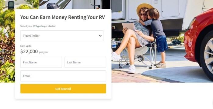 Rv listings
