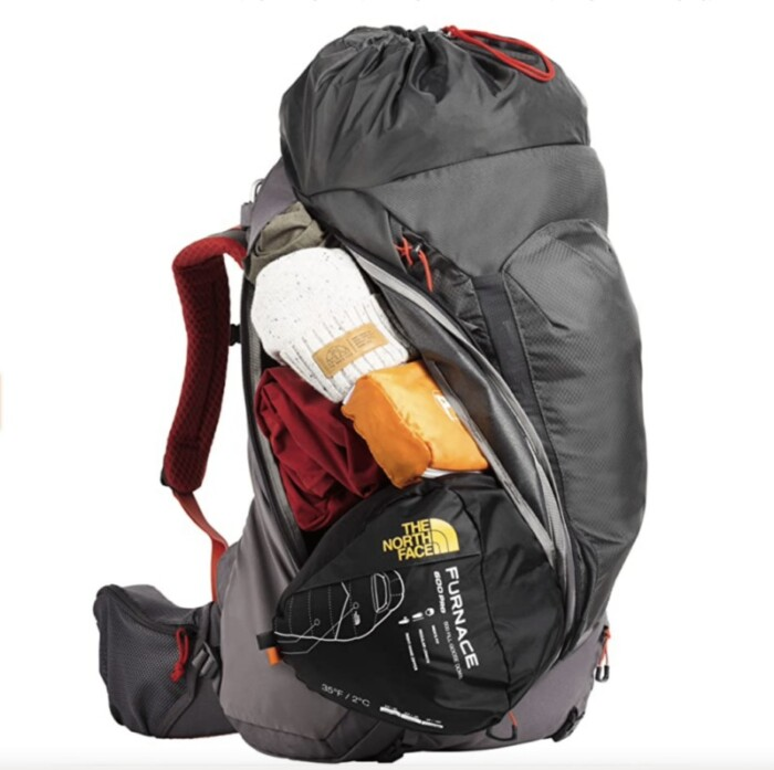 The North Face Terra 40 Pack for Women