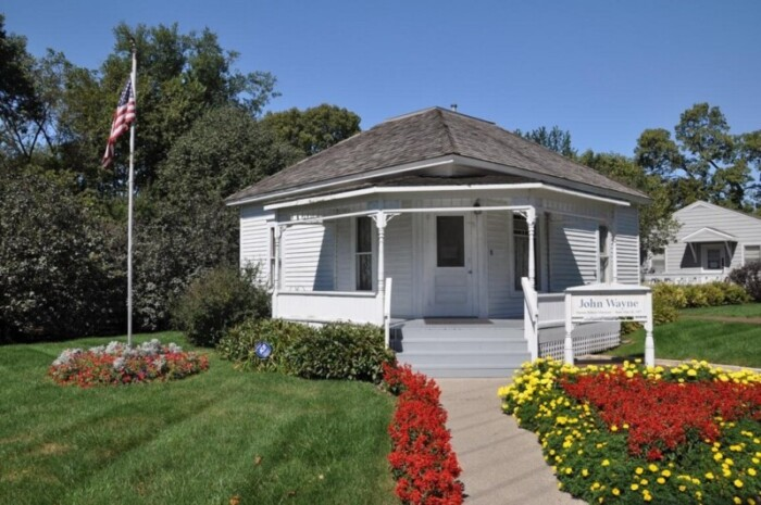 The Birthplace Of John Wayne