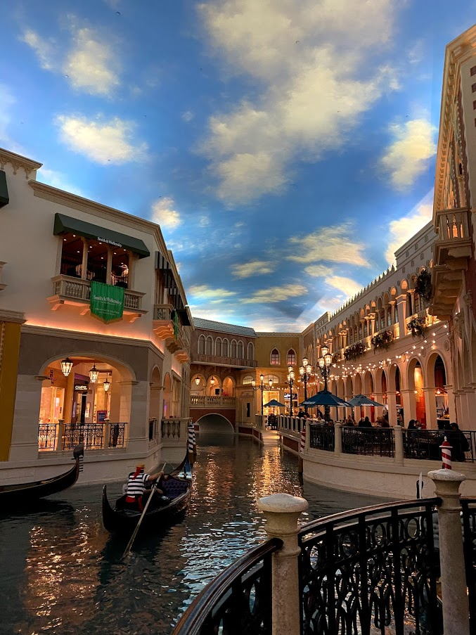The Canal Shops at The Venetian