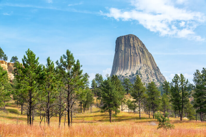 Devil's Tower - Wyoming Tourist Attractions