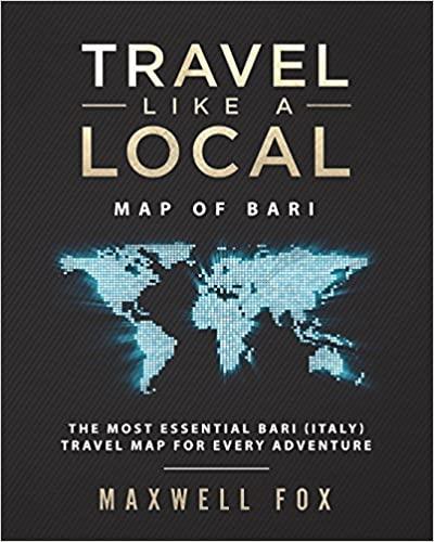 map of Bari cover