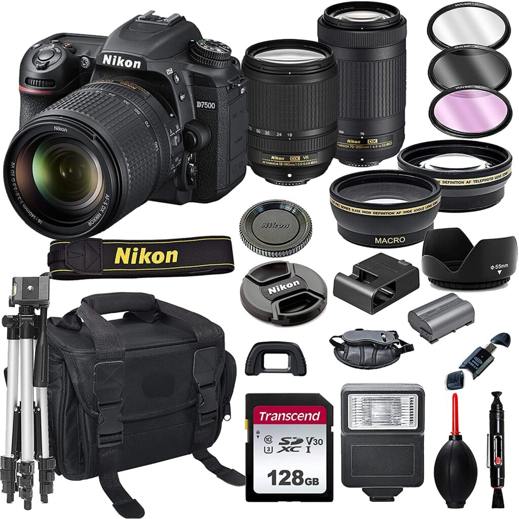 Nikon best travel lens bundle for travel photography