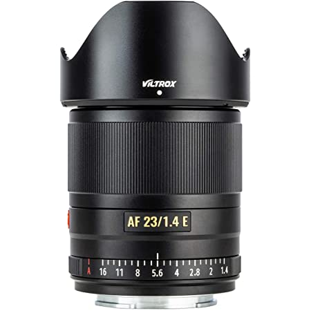 viltrox wide-angle lens