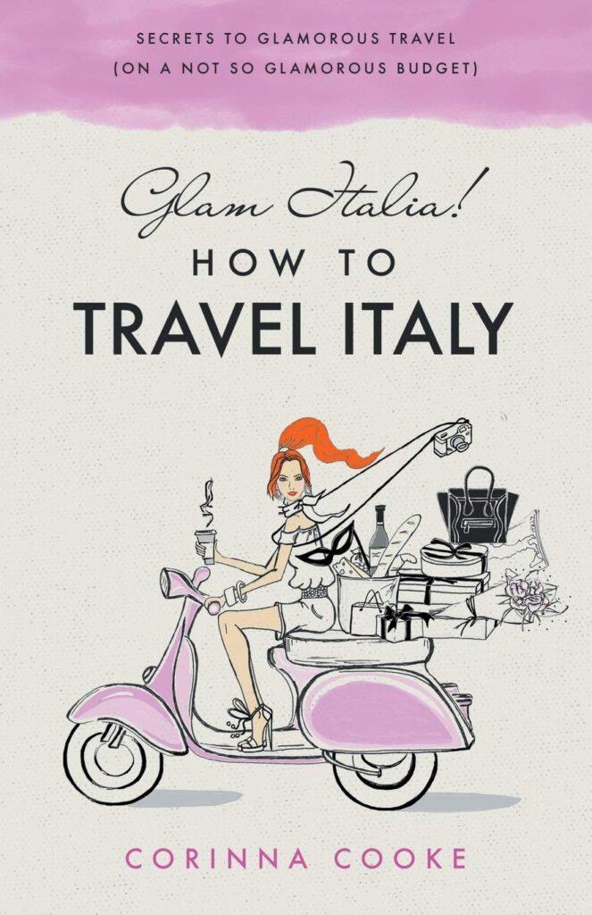 Glam Italia best travel books for Italy