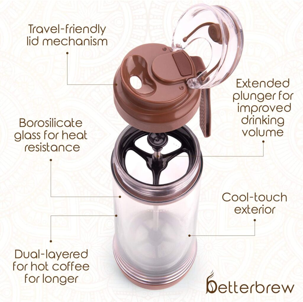 betterbrew portable french press