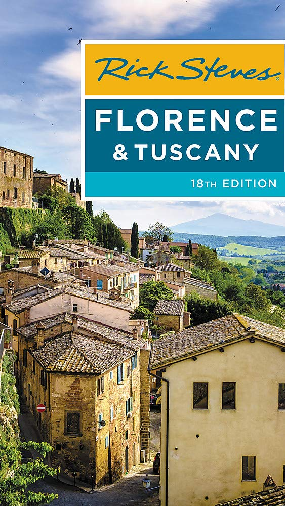 rick steves florence and Tuscany cover