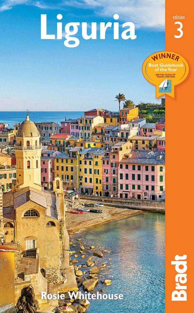 Liguria travel guide cover
