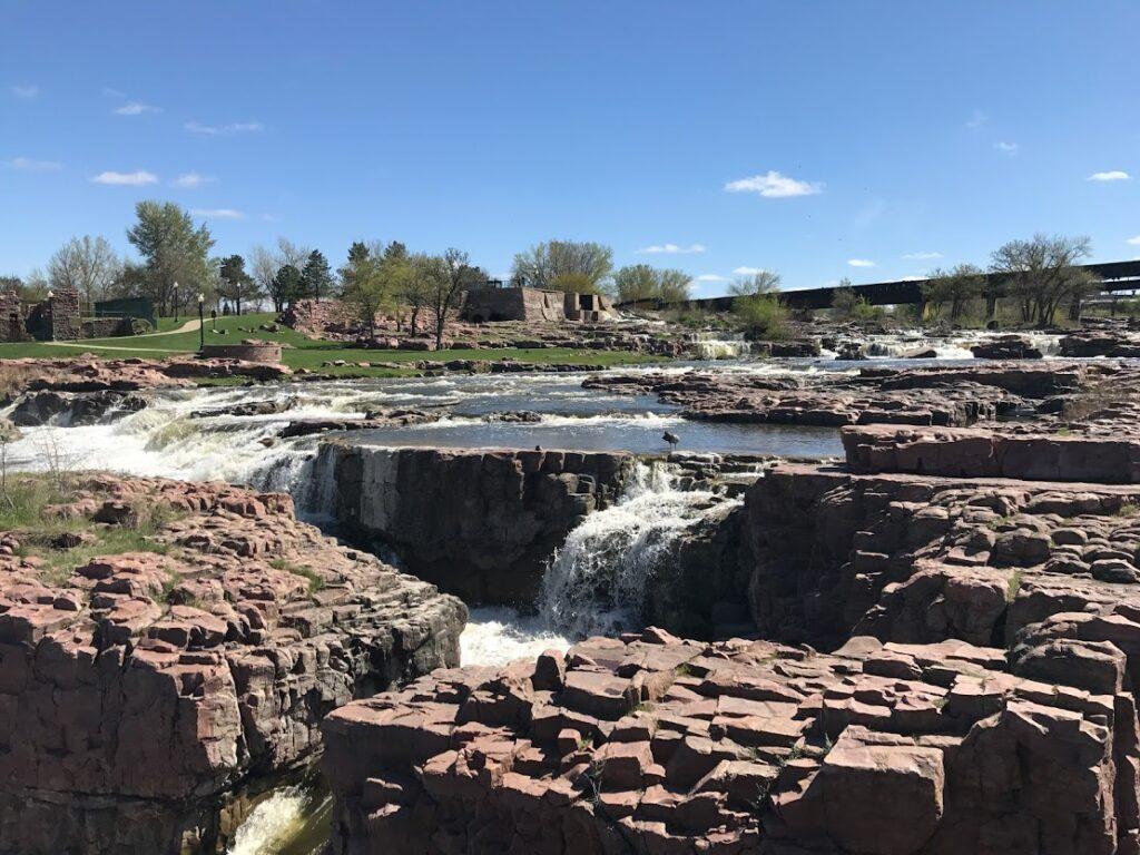 Falls Park: Sioux Falls, South Dakota