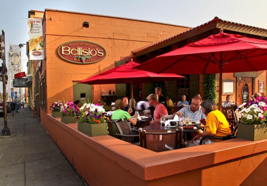 Bellisio's Italian Restaurant & Wine Bar