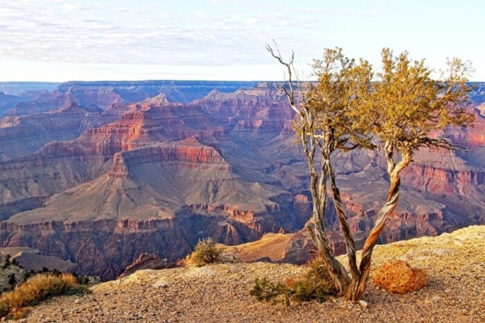 Grand Canyon Itinerary includes hikes and tours.