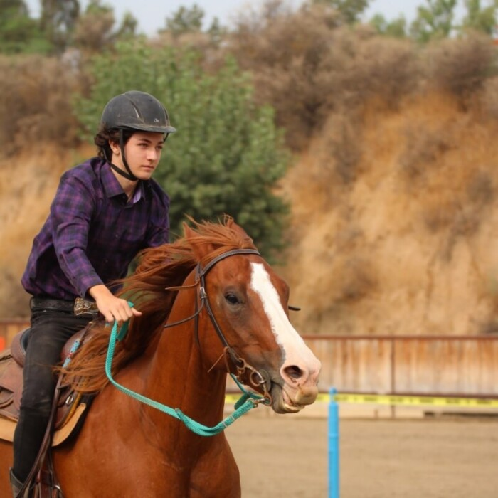 Horseback riding in Temecula