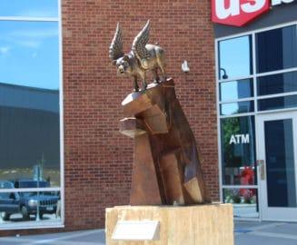 Mankato Walking Sculpture Tour