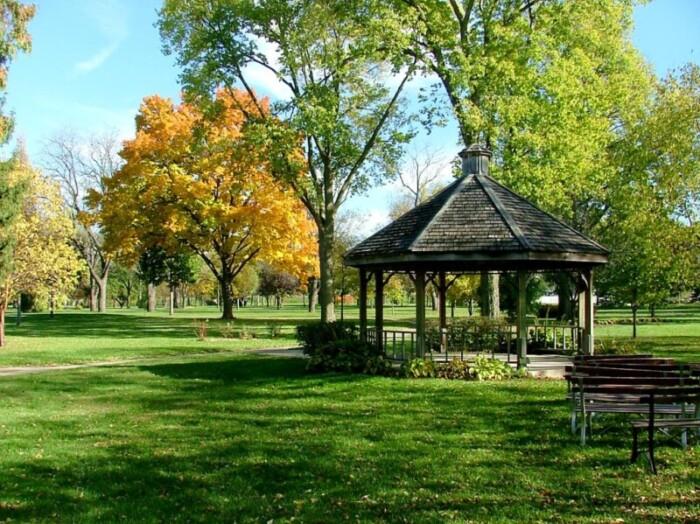 Sibley Park Gazebo