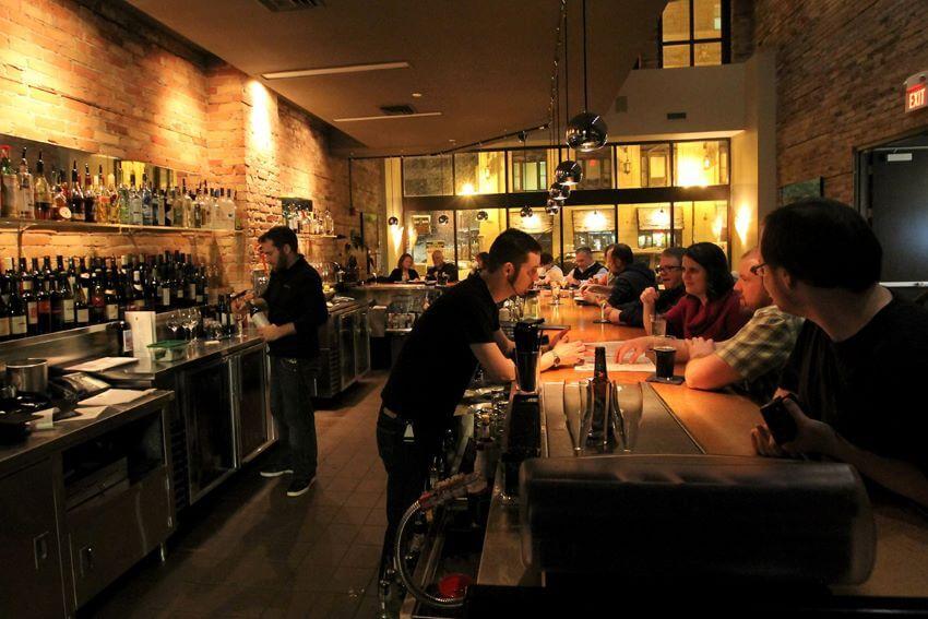 Zeitgeist Restaurant & Bar