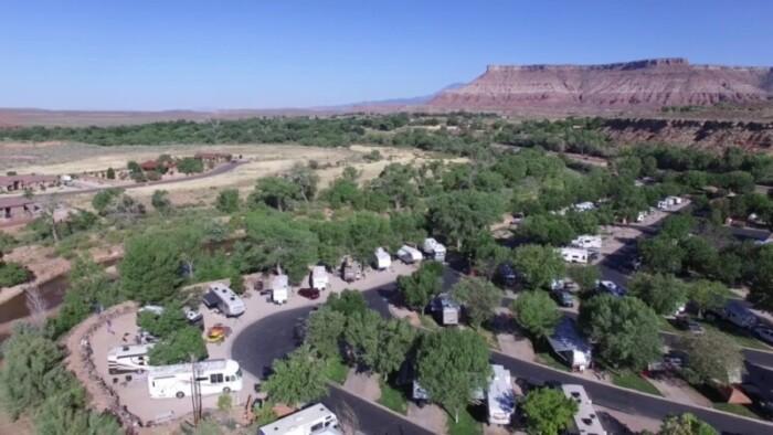 Zion River Resort RV Park & Campground