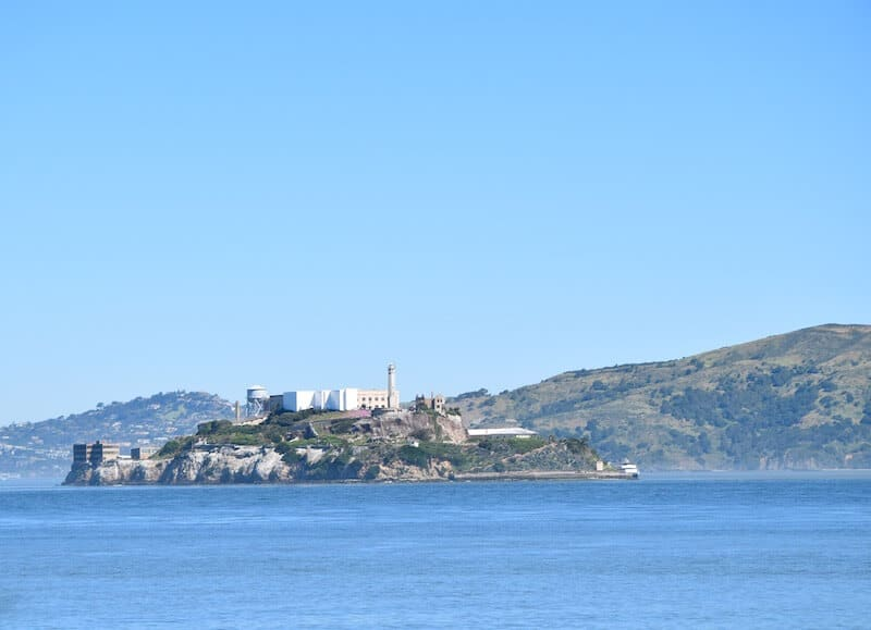 Alcatraz Island San Franscisco