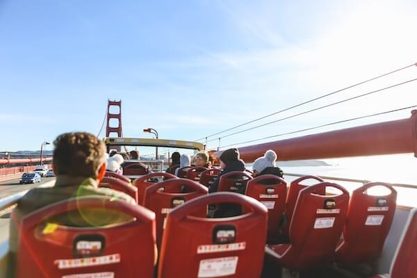 Bus Tour in San Francisco
