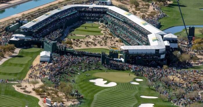 TPC Scottsdale golf course