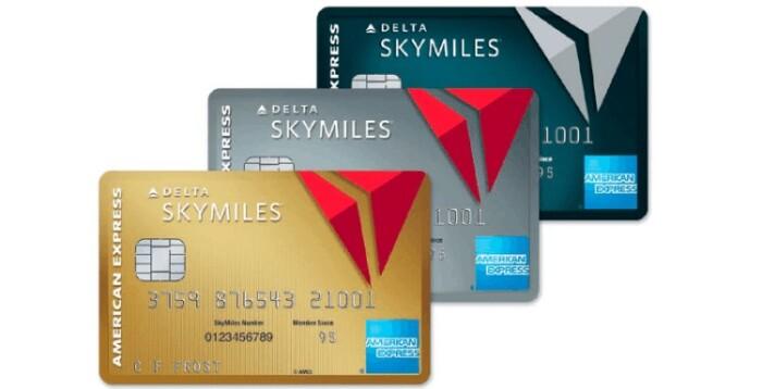 American Express Delta Miles