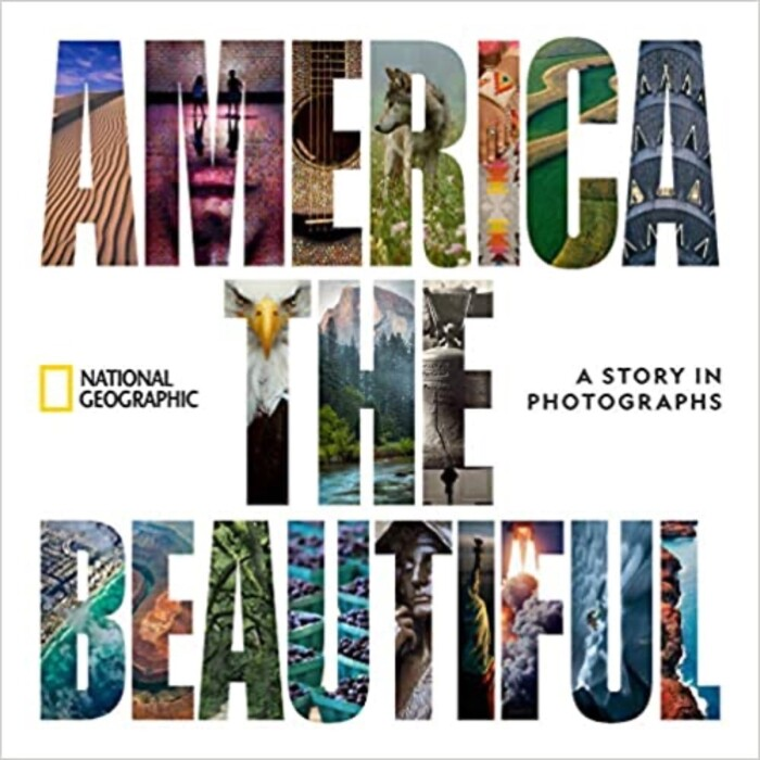 America The Beautiful cover