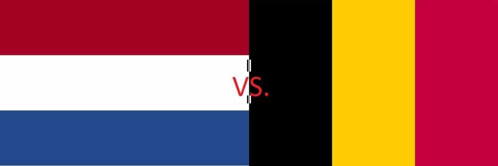 Amsterdam Vs Brussels
