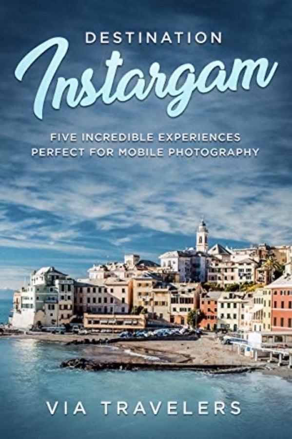 Destination Instagram eBook cover of Amalfi Coast