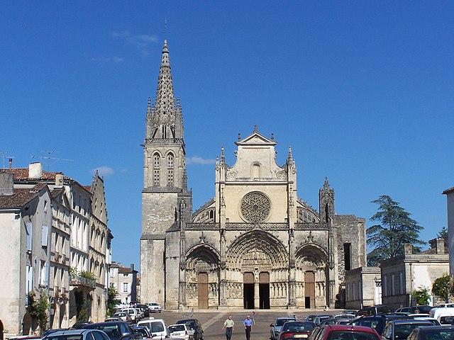 Bazas Cathédrale France