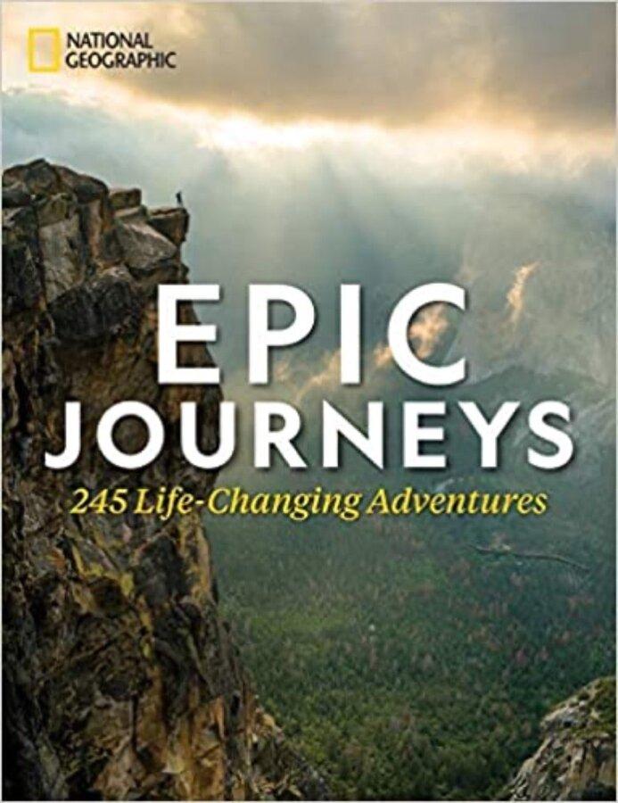 Epic Journeys cover of cliffside.