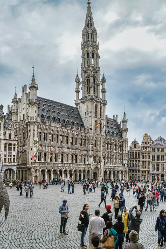 Brussels Town Hall, Grand Place