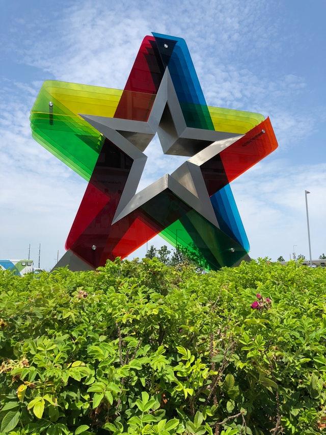 mall of america sculpture