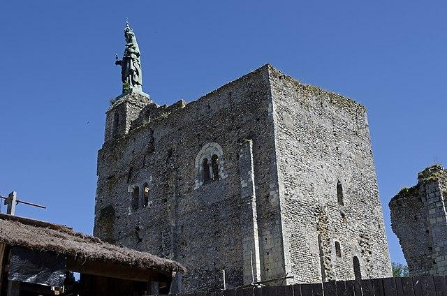Montbazon Castle Fortress, France