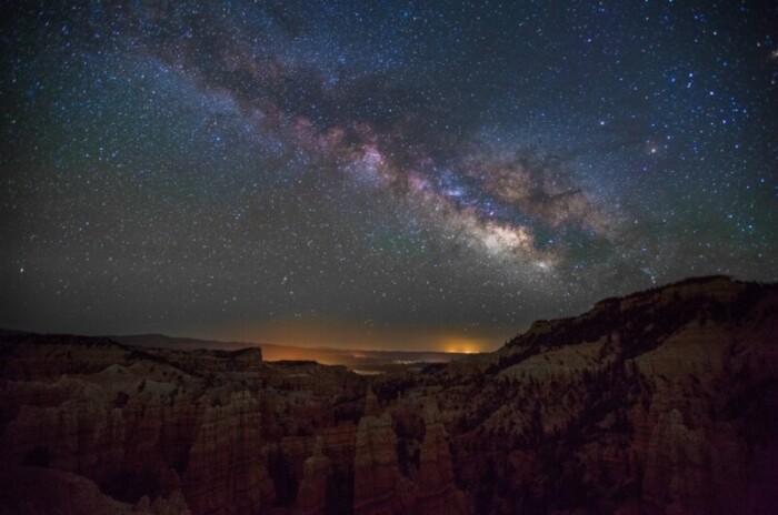 Stargazing in Utah