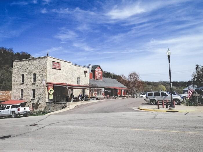 Stone Mill Hotel - Lanesboro, Minnesota