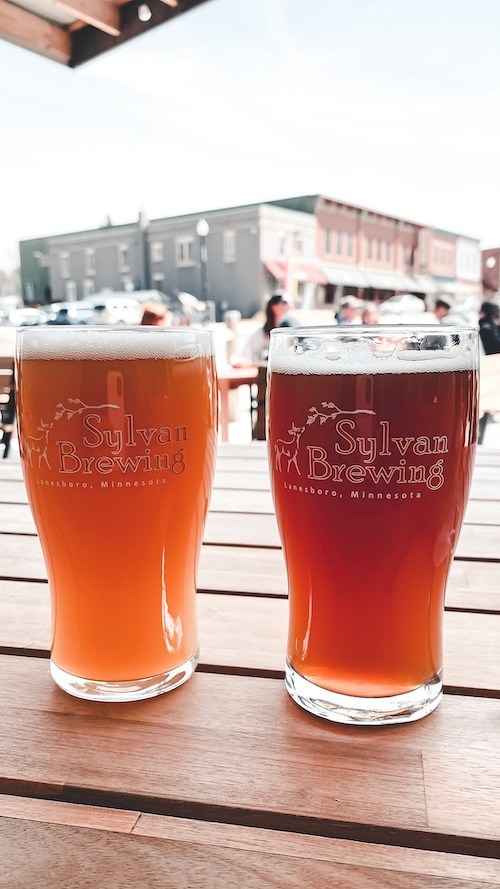 Sylvan Brewing - Lanesboro