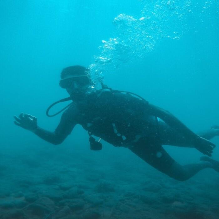 Water sports in Greece