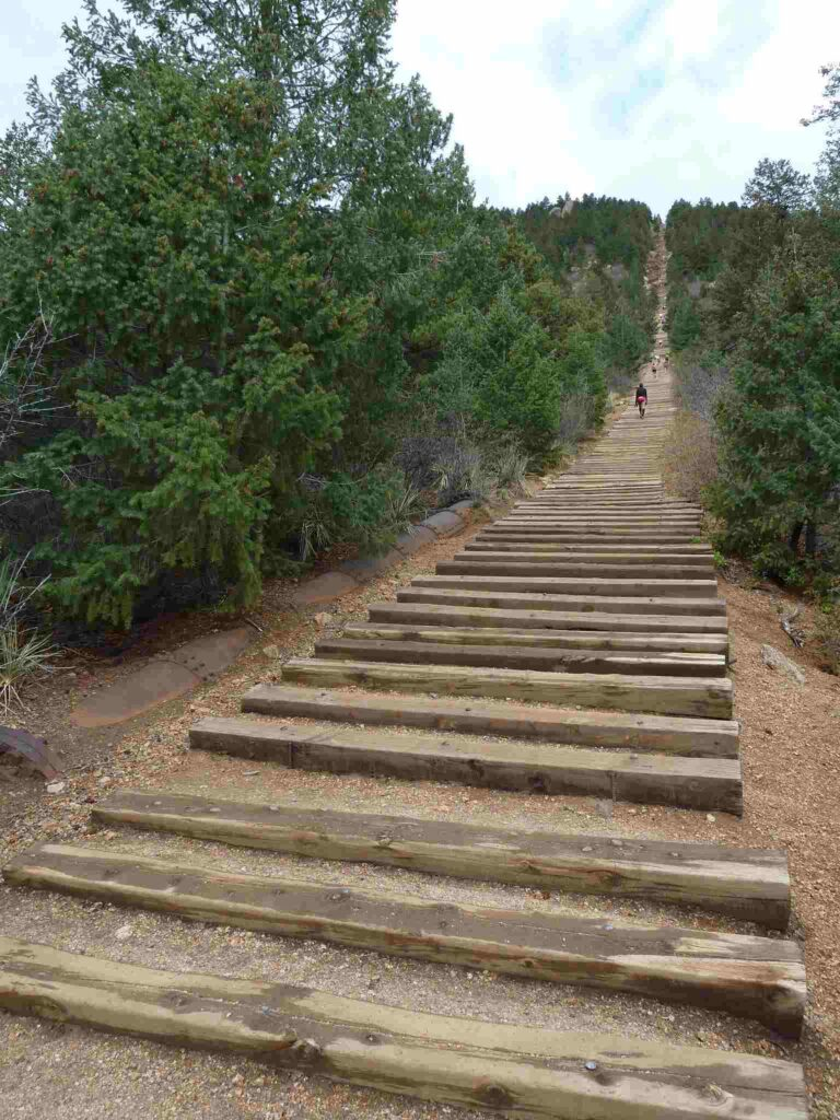 Hike Manitou Incline