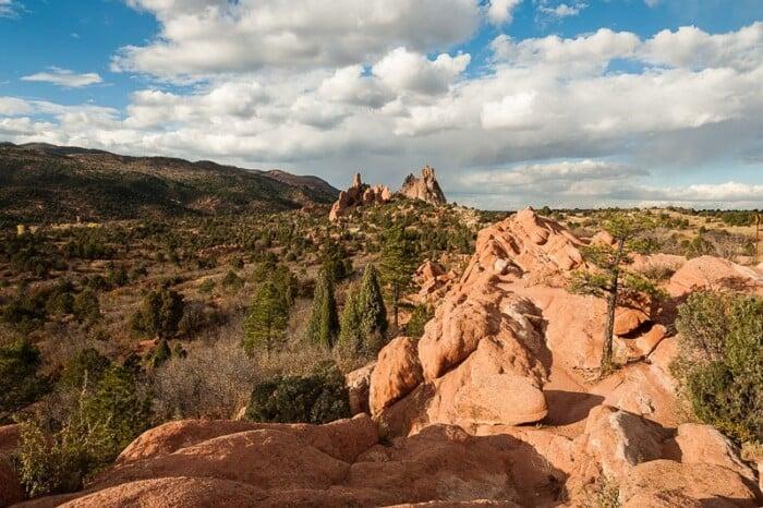One day in colorado springs | Garden of the Gods