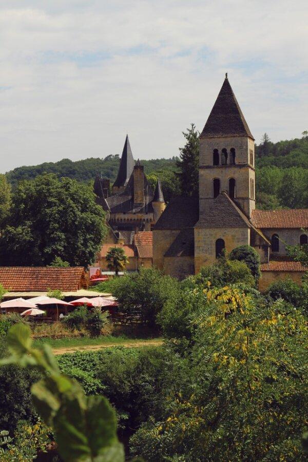 Saint-Léon-sur-Vézère France
