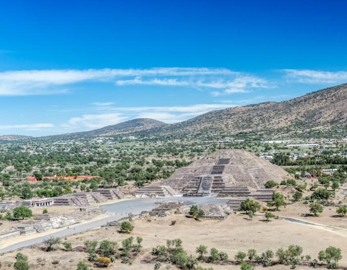 Teotihuacán Ruins
